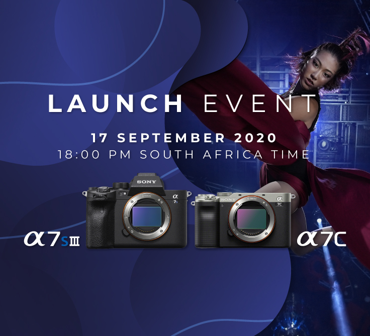 Alpha 7S III and A7C Launch Event in South Africa