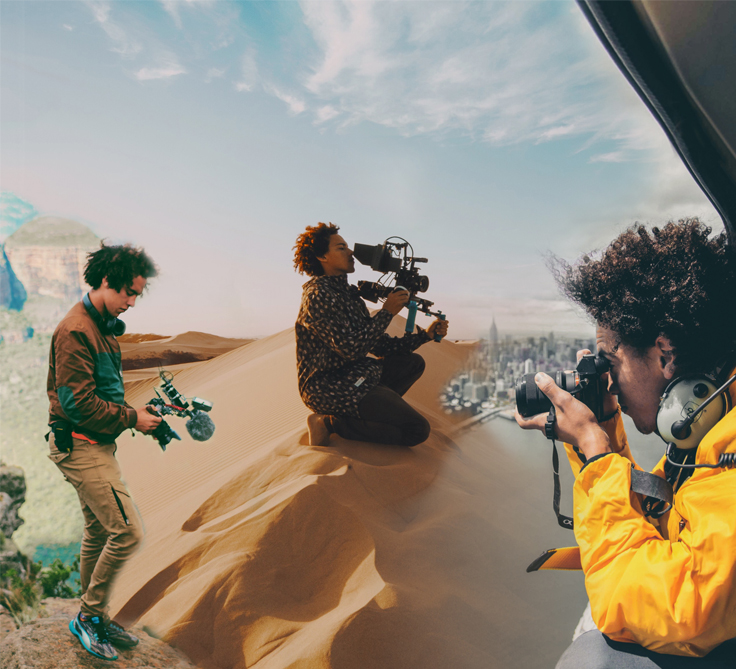 Recorded Webinar - Learn How To Create Epic Hyper-lapses with Sony