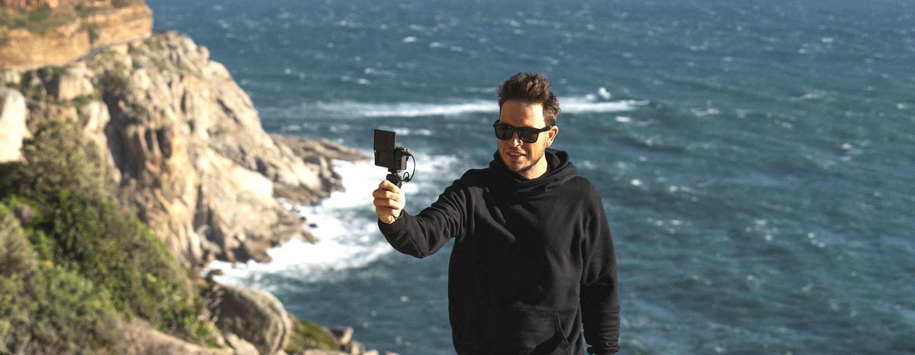 Vlogging Series with Mike Eloff