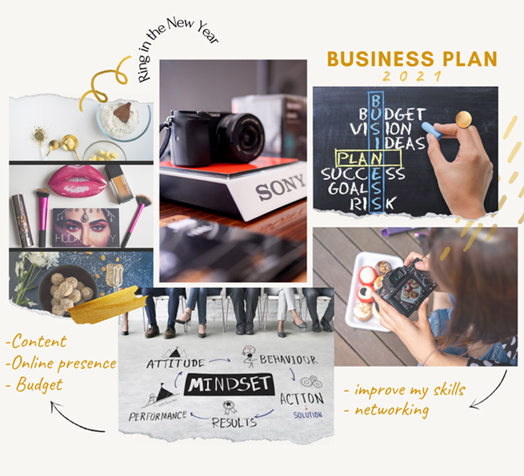 Setting up a business plan for 2021