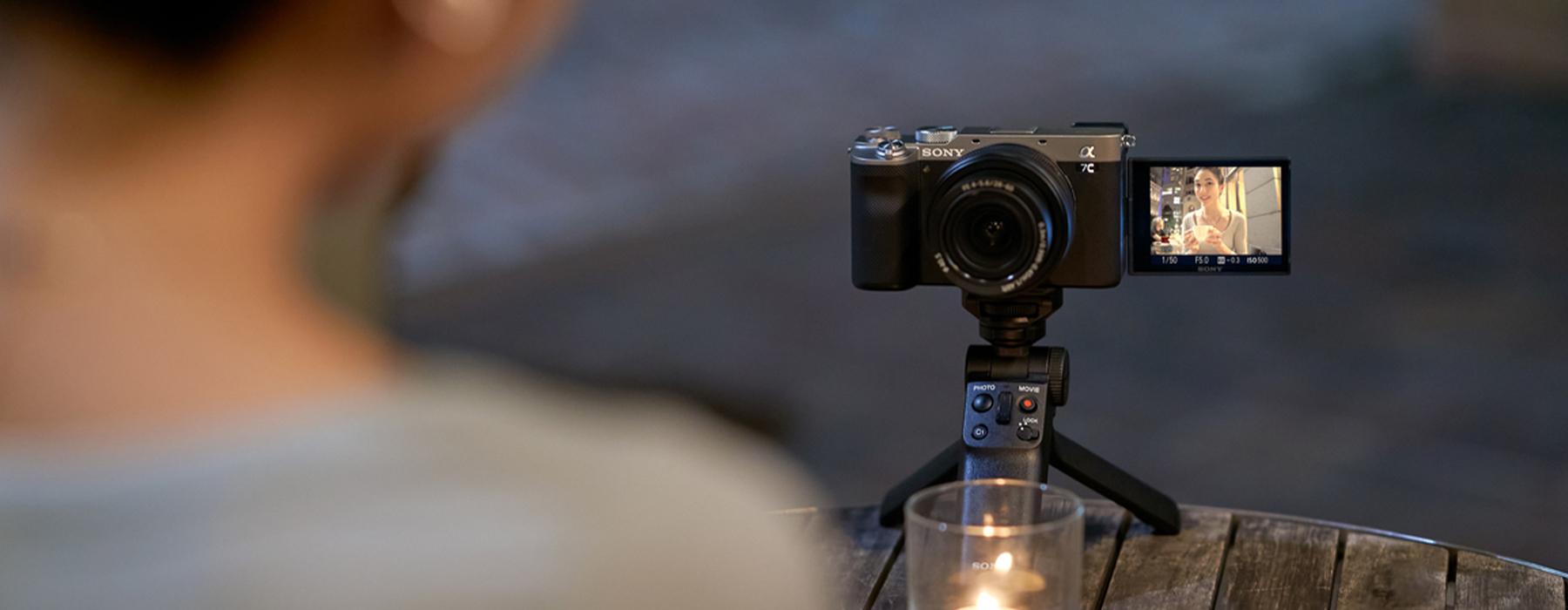 a7c An Powerful & Compact Hyper Camera