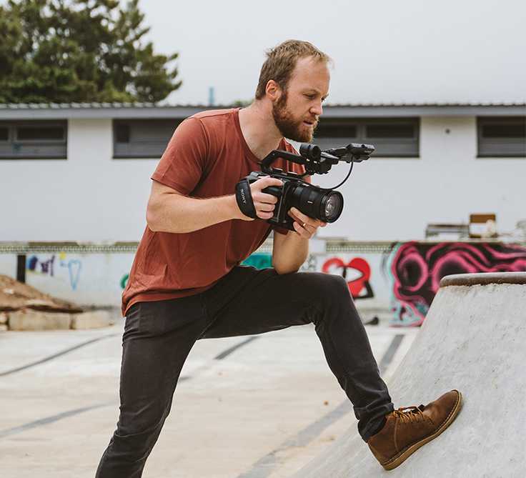 Beginner Film Making Series