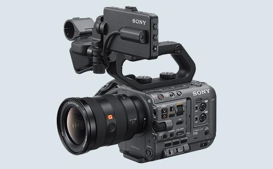 Cinema Line camera