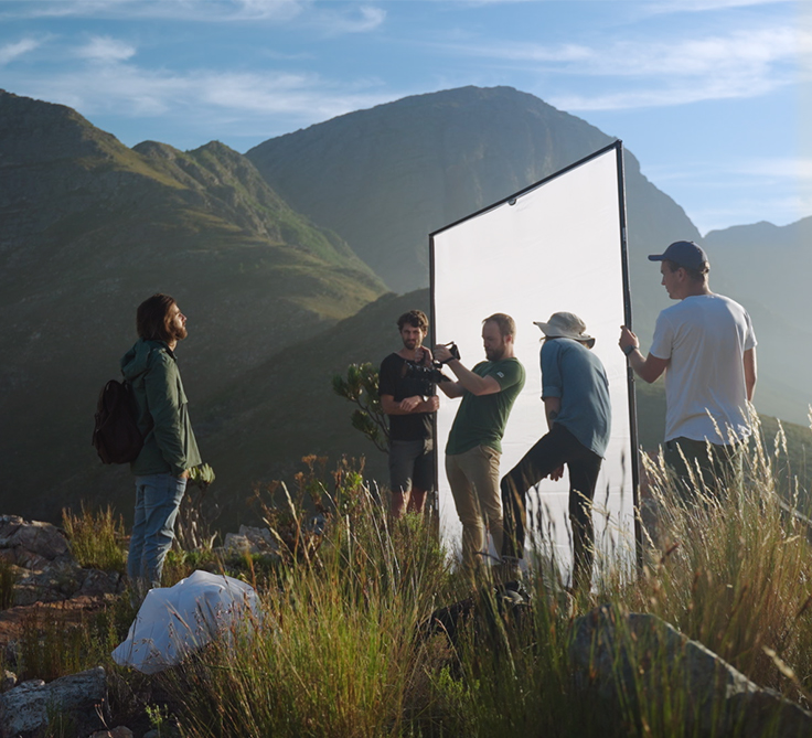 Behind the scenes with the Sony FX3
