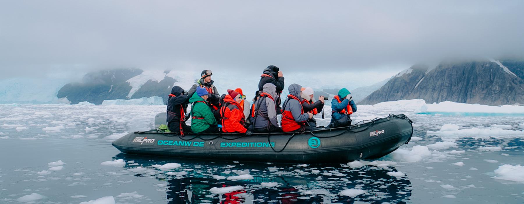 Wide Antarctica 2020