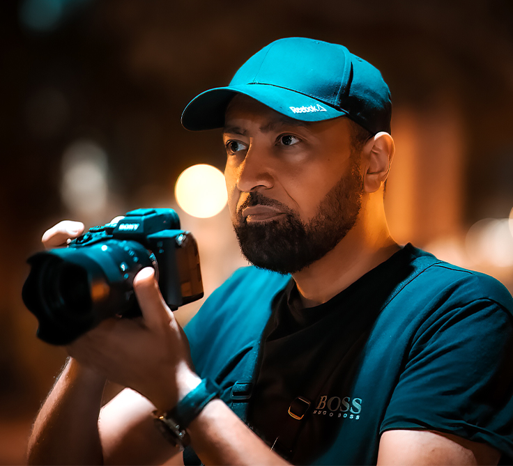 Basics of Photography (Practical Shooting with Model and using Demo gears)   Session 2
