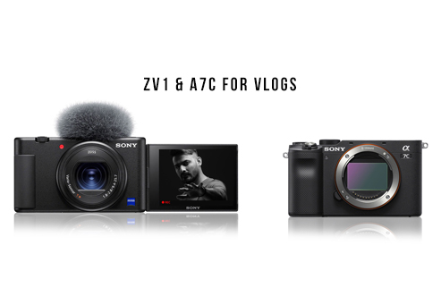 ZV1 and A7C For Vlogs