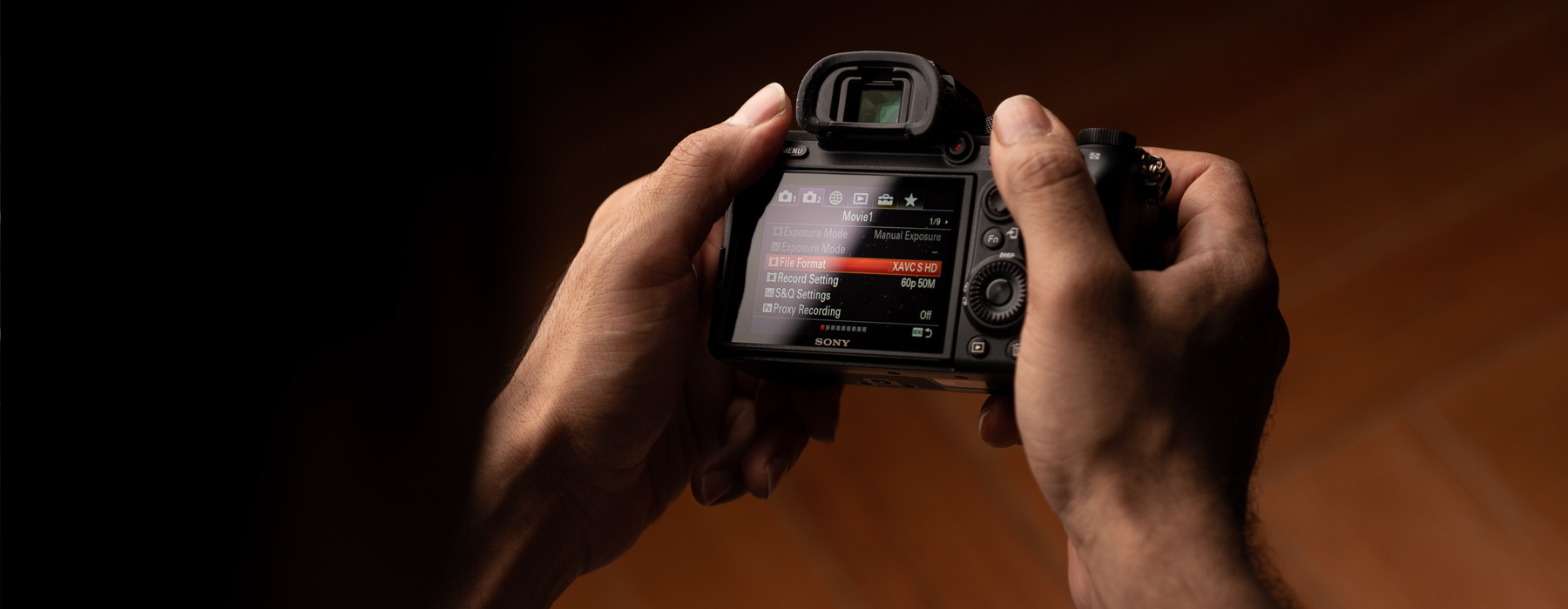 Sony's Best Settings for  Videography