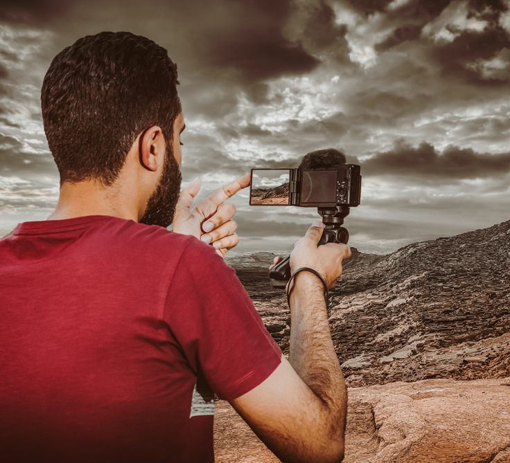 Landscape Photography with ZV-1