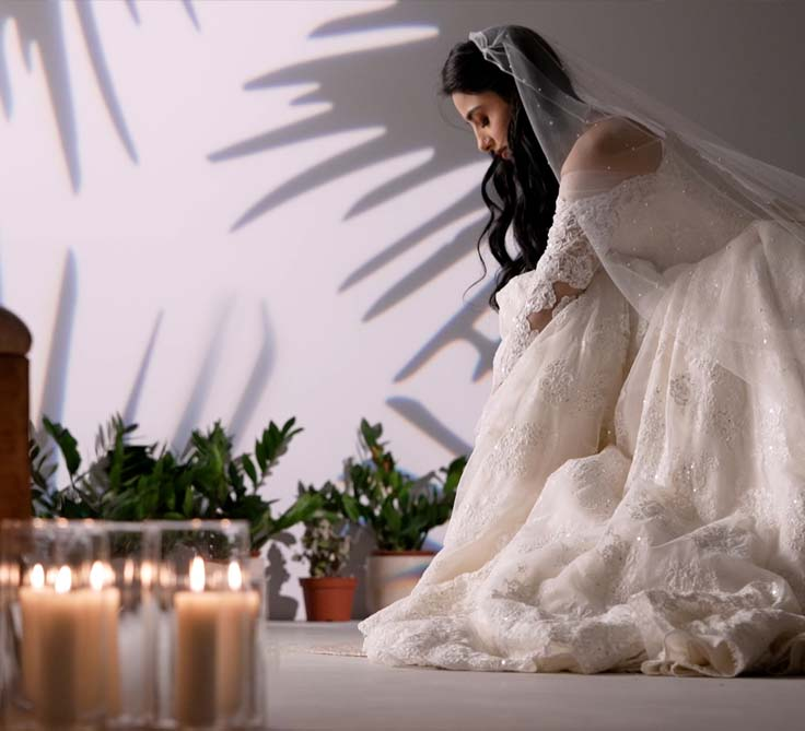 Bridal Look by Sony FX3 - Pre-record