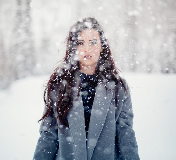 Creating a Joburg Snowstorm - Flagship Portraits