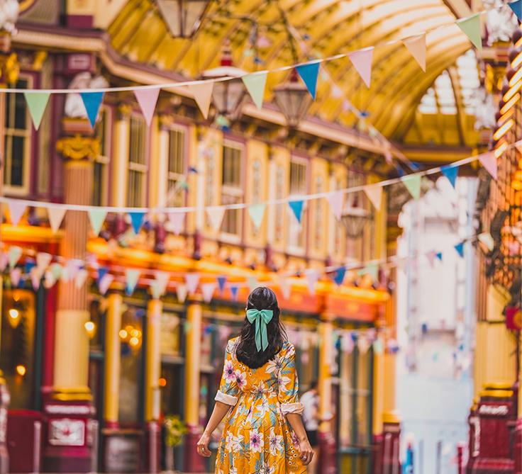 London through Lens