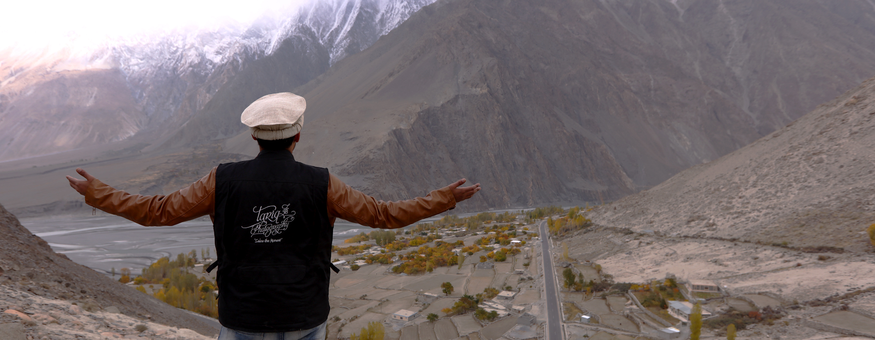 cinematic broll in travel vlog