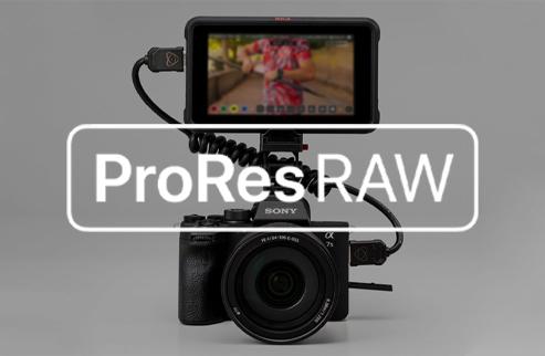 Setting Up ProRes RAW Via Atomos Ninja V